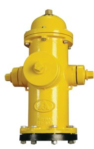 """5-1/4"""", Mechanical Joint, 4' Rough-In, 200 PSIG, Lead-Free, Ductile Iron, Compression Closure, Fire Hydrant"""